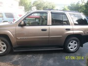 2002 chevy trailblazer