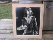 Rare limited Mick Jagger print